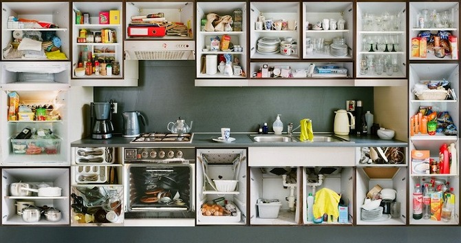 Inside Kitchen Cupboards Erik Klein Wolterink Kitchen Portraits  Thisispaper Magazine