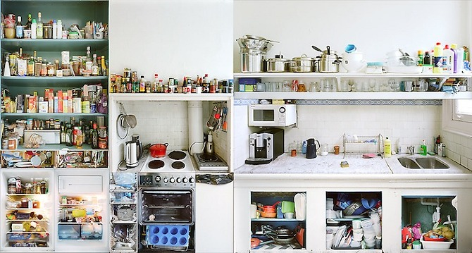 Kitchen Portraits by Erik Klein Wolterink in THISISPAPER MAGAZINE