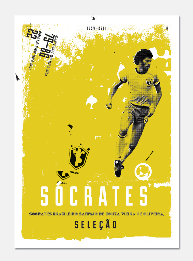 Socrates - Robbie Scott: Design, Words, Idea, Pixels, Play