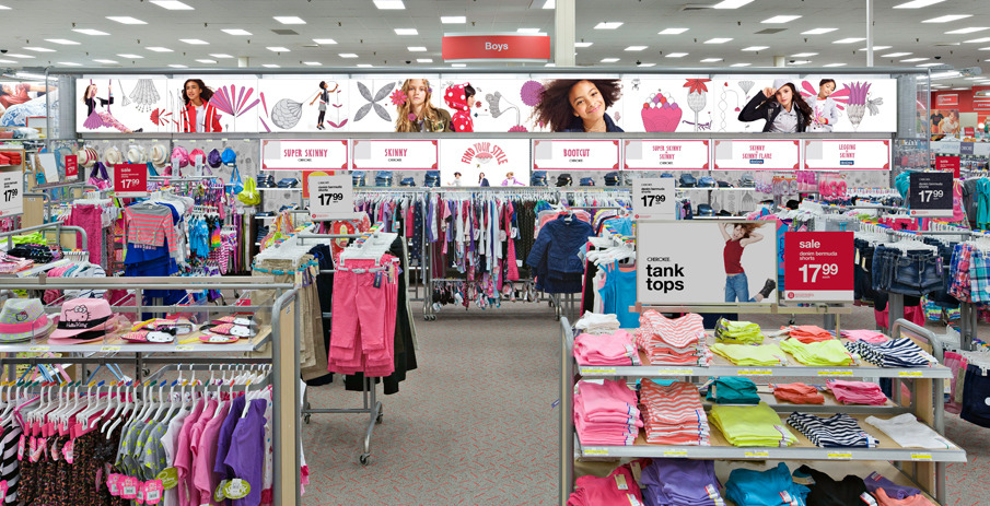 Justice girls clothing store. Girls clothing stores